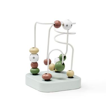 Bilde av Kids Concept Kulebane, Mini, Grønn, Edvin