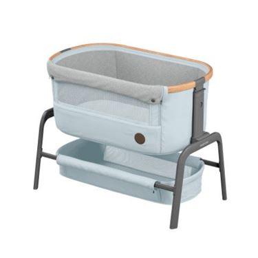 Bilde av Maxi-Cosi Iora Bedside Crib,  Essential Grey