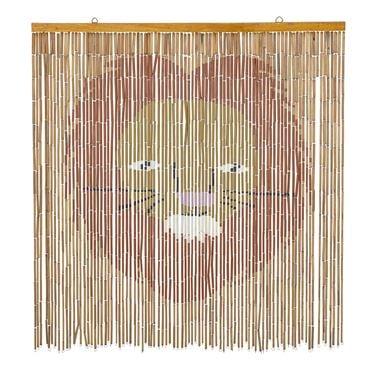 Bilde av Bloomingville Leonel Vegg dekor, Brun, Bambus